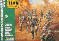 """Набор миниатюр """"Германская тяжелая пехота. Вторая мировая"""" (масштаб: 1/72)"""