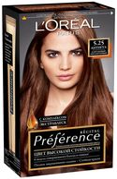 "Краска для волос ""Preference"" (тон: 5.25, Антигуа каштановый перламутровый)"