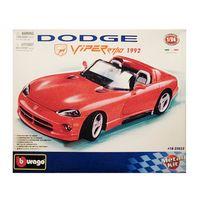"Модель машины ""Bburago. Kit. Dodge Viper RT/10 1992"" (масштаб: 1/24)"