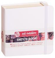 """Скетчбук """"ArtCreation"""" (120х120; белый)"""