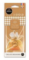 """Ароматизатор для автомобиля """"Prestige Bag"""" (gold)"""