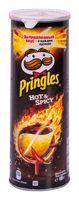 """Чипсы картофельные """"Pringles. Hot&Spicy"""" (165 г)"""