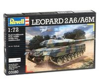 Leopard 2A6/A2M (масштаб: 1/72)