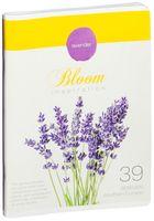 """Тетрадь в клетку 96 листов """"Цветы. Bloom Inspiration"""""""