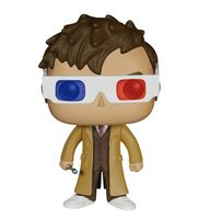 "Фигурка POP ""Doctor Who. Dr #10 3D Glasses"" (9,5 см)"