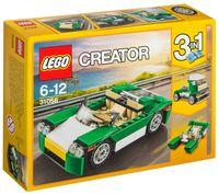 """LEGO Creator """"Зеленый кабриолет"""""""