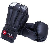 Перчатки для рукопашного боя (8 унций; черные)