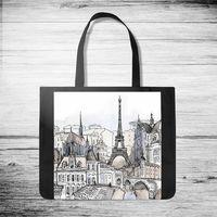 "Сумка-шоппер ""Paris"""
