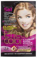 """Крем-краска для волос """"Effect Сolor"""" (тон: 7.3, карамель)"""
