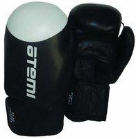 Перчатки боксёрские LTB19009 (14 унций; чёрно-белые)