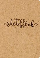 "Скетчбук ""Sketchbook"" (А5)"