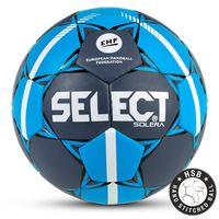 """Мяч гандбольный Select """"Solera IHF"""" №2 (серый/синий)"""