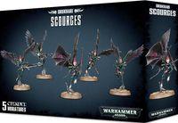 Warhammer 40.000. Drukhari. Scourges (45-16)