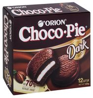 "Пирожное ""Orion. Choco-Pie Dark"" (12 шт.)"