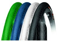 """Покрышка для велосипеда """"C-1390 Strada Lucca"""" (зелёная; 700х23C)"""