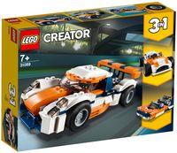"""LEGO Creator """"Оранжевый гоночный автомобиль"""""""