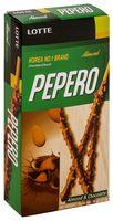 """Соломка """"Lotte. Almond Pepero"""" (36 г)"""