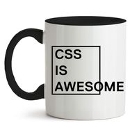 """Кружка """"CSS Is Awesome"""""""