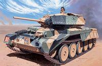 """Средний танк """"Crusader Mk.I"""" (масштаб: 1/35)"""