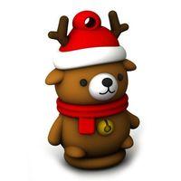 USB накопитель Smartbuy 16GB NY series Медведь Caribou (SB16GBCaribou)