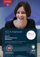 ACCA P5 Advanced Performance Management. Study Text