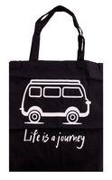 "Сумка-шоппер ""Life is a Journey"""