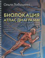 Биолокация. Атлас диаграмм. Методическое пособие для диагностики опорно-двигательной системы