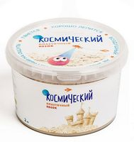 """Пластичный песок """"Космический"""" (голубой; 2 кг)"""