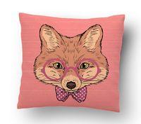 """Подушка маленькая """"Fox"""" (art.21)"""