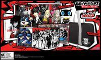 Persona 5. Коллекционное издание (PS4)