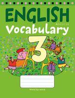 Тетрадь-словарик по английскому языку. 3 класс