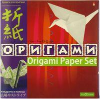"""Набор бумаги для оригами """"Квадраты и полосы"""" (А4; 24 листа)"""
