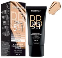 "BB крем для лица ""BB Cream Foundation"" SPF 20 тон: 02, бежевый"