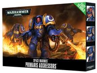 Warhammer 40.000. Space Marines. Primaris Aggressors (48-86)
