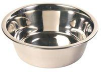 Миска для собак металлическая (2,8 л)