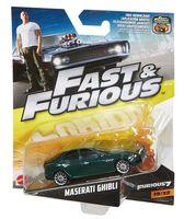 "Модель машины ""Fast&Furios. Maserati Ghibli"" (масштаб: 1/55)"