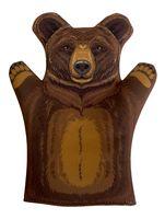 """Мягкая игрушка на руку """"Медведь"""" (32 см)"""