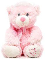 """Мягкая игрушка """"Медвежонок Teddy"""" (20 см; розовый)"""