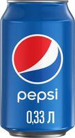 """Напиток сильногазированный """"Pepsi"""" (330 мл)"""