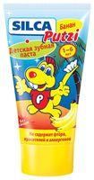 """Зубная паста детская """"Silca Putzi. Банан"""" (50 мл)"""