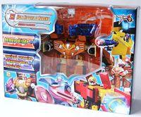 """Робот-трансформер """"Warrior. Слон"""""""
