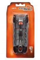 Станок для бритья LEA 5+1 (+1 кассета)