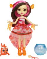 "Кукла ""Enchantimals. Кларита Клоунфиш и рыбка-клоун"""