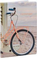 """Обложка на паспорт """"Summer bike"""""""