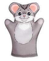 """Мягкая игрушка на руку """"Мышка"""" (32 см)"""