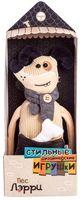 """Мягкая игрушка """"Пёс Лэрри"""" (21 см)"""