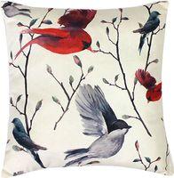 """Подушка """"Красочные птицы"""" (35x35 см; арт. 09-221)"""