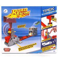 """Игровой набор """"Road Racing. Гоночный трек с катапультой"""""""
