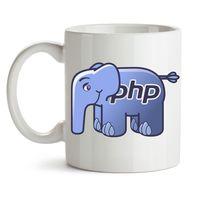 """Кружка """"PHP"""" (арт. 395)"""