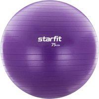 Фитбол GB-106 75 см (с насосом; фиолетовый)